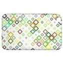 Square Colorful Geometric Style Samsung Galaxy Tab 3 (8 ) T3100 Hardshell Case  View1