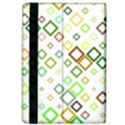 Square Colorful Geometric Style Apple iPad Pro 9.7   Flip Case View4