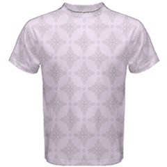 Star Pattern Texture Background Men s Cotton Tee