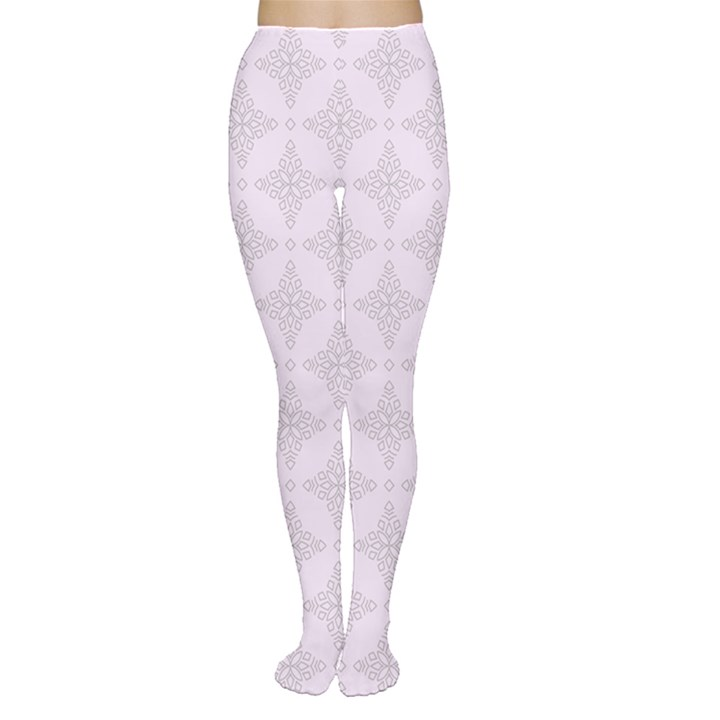 Star Pattern Texture Background Tights