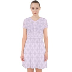 Star Pattern Texture Background Adorable In Chiffon Dress by Alisyart