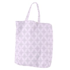 Star Pattern Texture Background Giant Grocery Tote