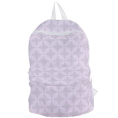 Star Pattern Texture Background Foldable Lightweight Backpack