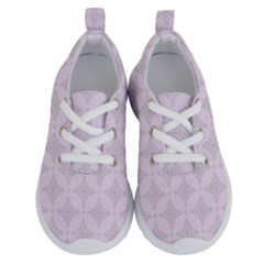 Star Pattern Texture Background Running Shoes