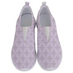 Star Pattern Texture Background No Lace Lightweight Shoes