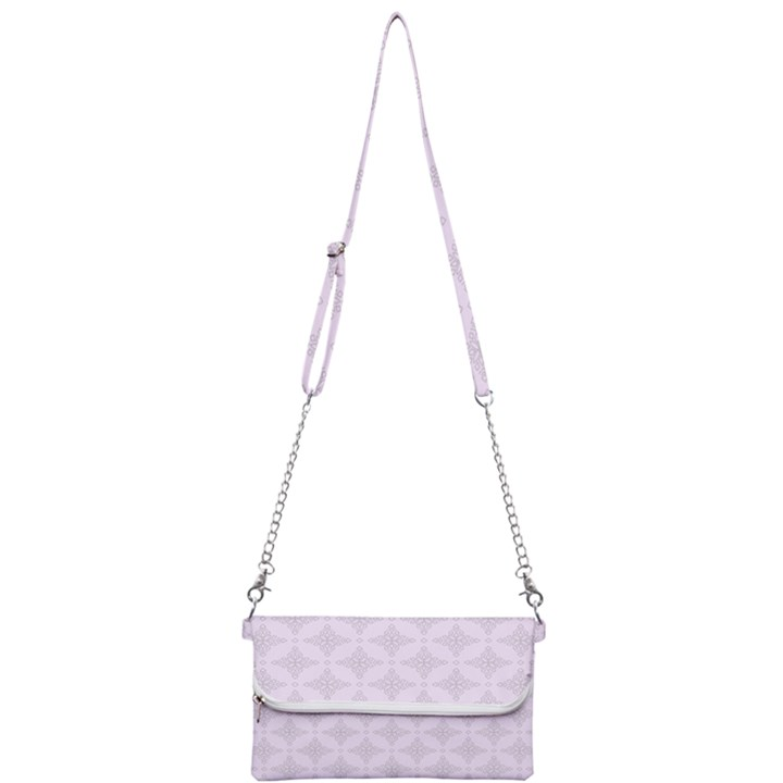Star Pattern Texture Background Mini Crossbody Handbag