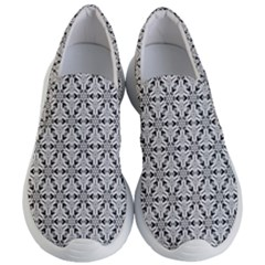 Ornamental Checkerboard Women s Lightweight Slip Ons