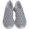 Ornamental Checkerboard Women s Lightweight Slip Ons View1