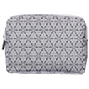 Ornamental Checkerboard Make Up Pouch (Medium) View1