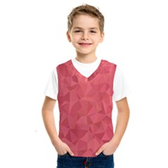 Triangle Background Abstract Kids  SportsWear