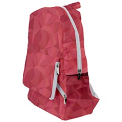 Triangle Background Abstract Travelers  Backpack
