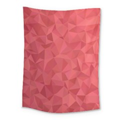 Triangle Background Abstract Medium Tapestry