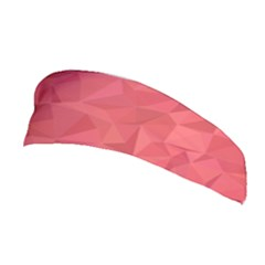 Triangle Background Abstract Stretchable Headband