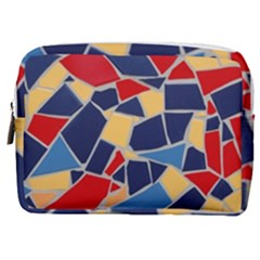 Pattern Tile Wall Background Make Up Pouch (medium)