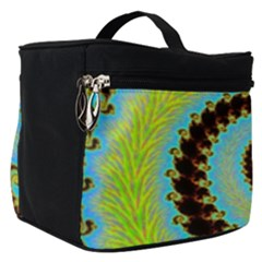 Fractal Julia Mandelbrot Art Make Up Travel Bag (small)
