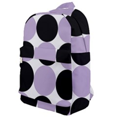 Dots Effect  Classic Backpack by TimelessFashion