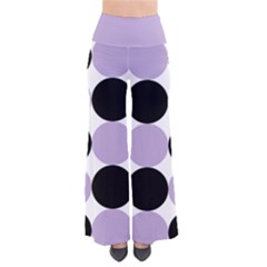 Dots Effect  So Vintage Palazzo Pants