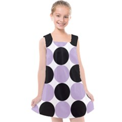 Dots Effect  Kids  Cross Back Dress by TimelessFashion