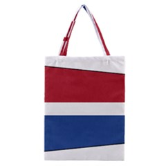 Royal Navy And Royal Netherlands Navy Church Pennant Classic Tote Bag by abbeyz71