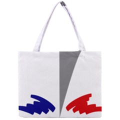 Logo Of French Navy Mini Tote Bag by abbeyz71
