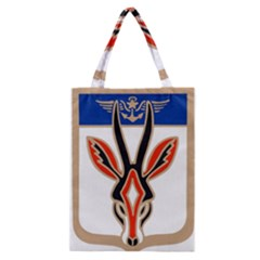 Squadron 21f Insignia Of French Naval Patrol And Maritime Surveillance Aviation Classic Tote Bag