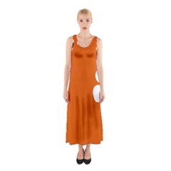 Flag Of Northern Territory Sleeveless Maxi Dress