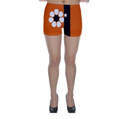 Flag Of Northern Territory Skinny Shorts