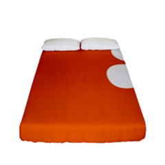 Flag Of Northern Territory Fitted Sheet (full/ Double Size)