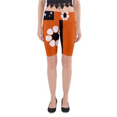 Flag Of Northern Territory Yoga Cropped Leggings