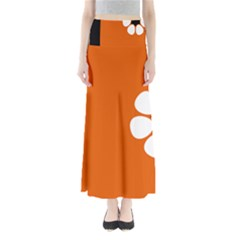 Flag Of Northern Territory Full Length Maxi Skirt