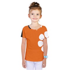 Flag Of Northern Territory Kids  One Piece Tee