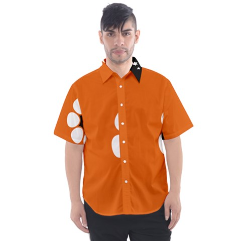 Flag Of Northern Territory Men s Short Sleeve Shirt by abbeyz71