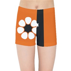 Flag Of Northern Territory Kids  Sports Shorts