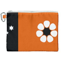 Flag Of Northern Territory Canvas Cosmetic Bag (xxl) by abbeyz71