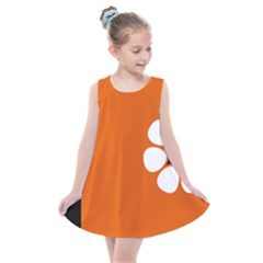 Flag Of Northern Territory Kids  Summer Dress