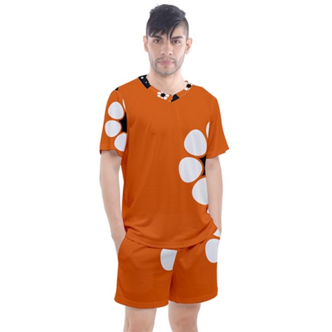 Flag Of Northern Territory Men s Mesh Tee And Shorts Set by abbeyz71