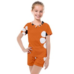 Flag Of Northern Territory Kids  Mesh Tee And Shorts Set by abbeyz71