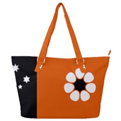 Flag Of Northern Territory Full Print Shoulder Bag by abbeyz71