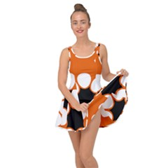 Flag Map Of Northern Territory Inside Out Casual Dress