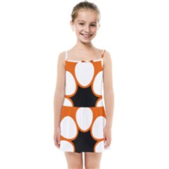 Flag Map Of Northern Territory Kids  Summer Sun Dress