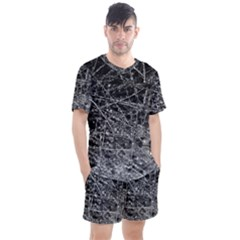 Frost Men s Mesh Tee And Shorts Set
