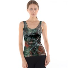 Night In The Forest Tank Top