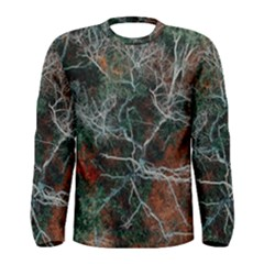 Night In The Forest Men s Long Sleeve Tee