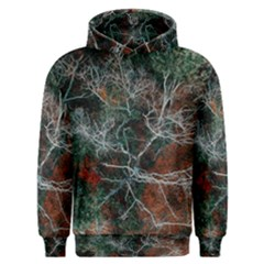 Night In The Forest Men s Overhead Hoodie