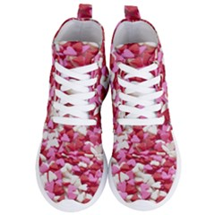 Love Sprinkles Women s Lightweight High Top Sneakers