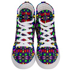 Ml 6 1 Women s Hi Top Skate Sneakers