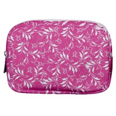 Fancy Floral Pattern Make Up Pouch (small)