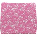 Fancy Floral Pattern Seat Cushion View1