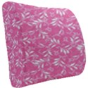 Fancy Floral Pattern Seat Cushion View2