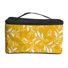Fancy Floral Pattern Cosmetic Storage